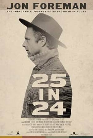 25 in 24 movie poster