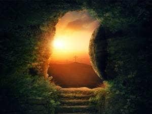 Jesus Tomb, Cross