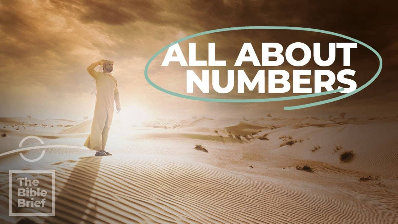 Book of Numbers: Boring Name, Awesome...