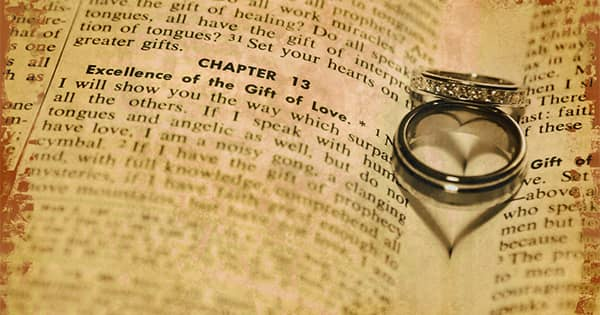 Pagan Wedding Ring 45 Luxury