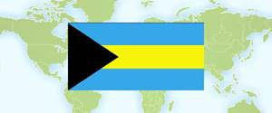 Flag of Bahamas, The