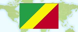 Flag of Congo, Republic of the