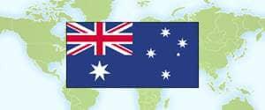 Flag of Cocos (Keeling) Islands