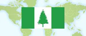 Flag of Norfolk Island