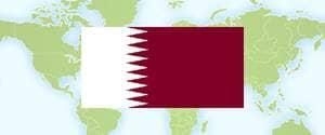 Flag of Qatar